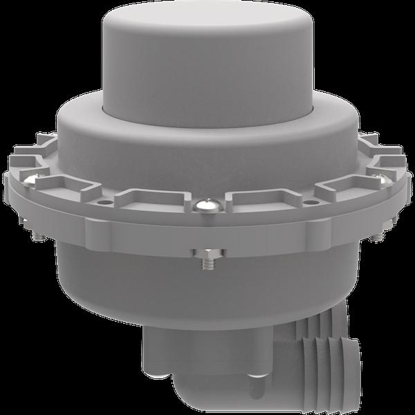Bomba Sanitaria Guzzler GF-1400D